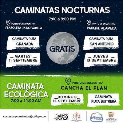 Caminata Ecológica ruta Buitrera