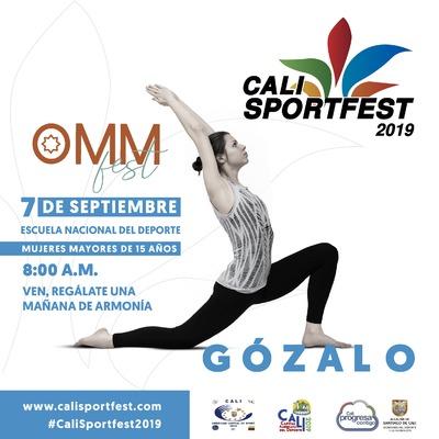 OMM Fest - Cali SportFest2019