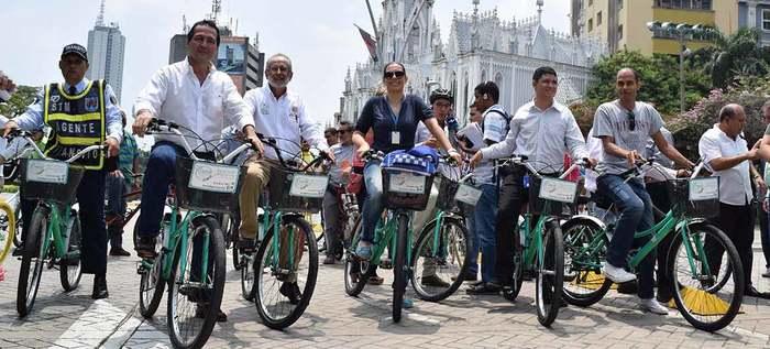 Todo listo para celebrar la II Semana de la Bicicleta en Cali
