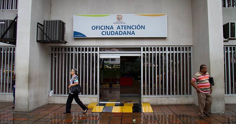 General for Oficina atencion al ciudadano
