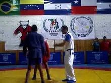 CAMPEONATO NACIONAL DE SAMBO CLASIFICATORIO A PANAMERICANO