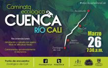CAMINATA ECOLÓGICA CUENCA RIO CALI