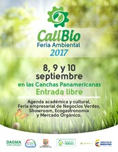 Feria Ambiental CaliBio 2017