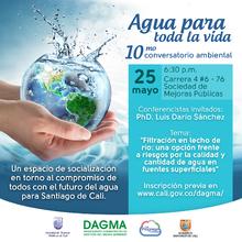 10mo Conversatorio Ambiental Agua para Toda la Vida