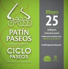Patín Paseo y Ciclo Paseo