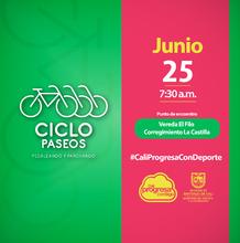 Patín y Ciclo Paseos Vereda El Filo