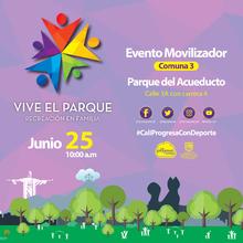 Evento Movilizador Comuna 3