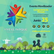 Evento Movilizador Corregimiento de Pichindé
