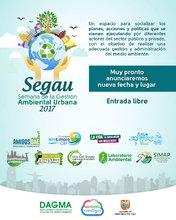 Semana de la Gestión Ambiental Urbana - SEGAU 2017
