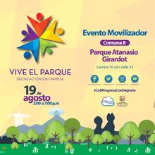 Evento Movilizador Comuna 8