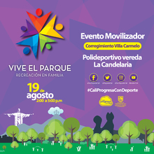 Evento Movilizador Corregimiento Villa Carmelo