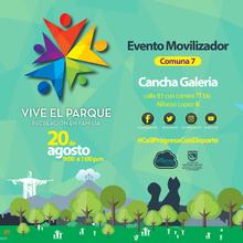 Evento Movilizador Comuna 7