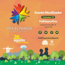 Evento Movilizador Comuna 19