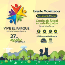 Evento Movilizador corregimiento Pichindé