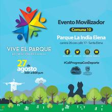 Evento Movilizador Comuna 10
