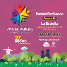 Evento Movilizador Comuna 20