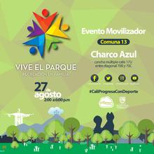Evento Movilizador Comuna 13