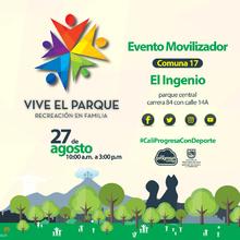 Evento Movilizador Comuna 17