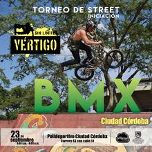Torneo de STREET Iniciación BMX