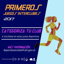 Primeros Juegos IngterClubes 2017
