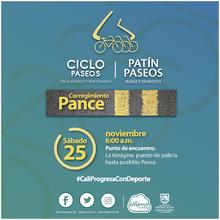 Ciclo y Patín Paseo corregimiento Pance