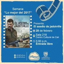 """Semana """"Lo mejor del 2017"""" Película: El asedio de Jadotville de Richie Smyth Año: 2017 Duración: 108 minutos Irlanda"""
