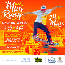 Mini Ramp Unión Vol 1