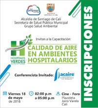 Calidad de Aire en Ambientes Hospitalarios