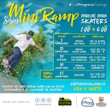Mini Ramp 2018 series