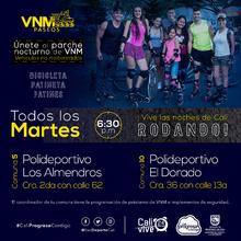 VNM paseo comunas 5 y 10
