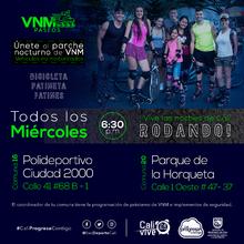VNM paseo comuna 16 y 20
