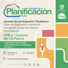Jornada de participación UPR en Pance