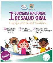 1ra Jornada Nacional de Salud Oral