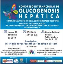 Congreso Internacional de Glucogenosis Hepática