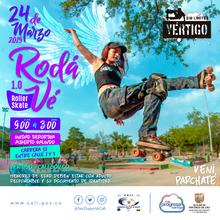 Roller Skate 1.0 - Rodá Vé