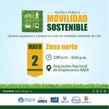 Taller de Política Pública Movilidad Sostenible