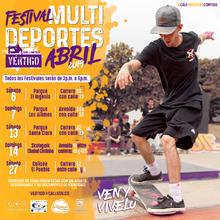 Festival Multi Deportes - Abril 2019