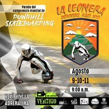 La Leonera Downhill Race 2019  Parada del campeonato mundial de Downhill Skateboarding
