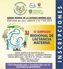 IV Simposio Regional de Lactancia Materna