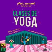 Cali pa vos: Clases de Yoga