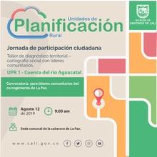 Taller de diagnóstico territorial - La Paz (UPR 1)