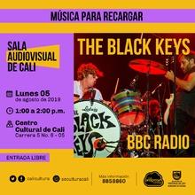 Música para recargar The Black Keys - Centreo Cultural de Cali - Salón 218