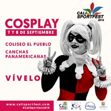 Cosplay - Cali SportFest2019