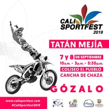 Show de Tatán Mejía - Cali SportFest2019