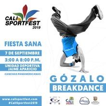 Breakdance - Cali SportFest2019