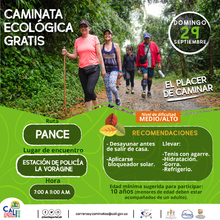 Caminata Ecológica ruta Pance