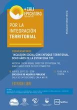 Conversatorio: Inclusión social con enfoque territorial, 8 años de la estrategia TIO