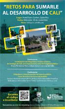 Segunda jornada: Retos para sumarle al desarrollo de Santiago de Cali