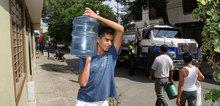 Abastecimiento agua Comuna 18