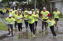 Carrera 5k del barrio La Base5